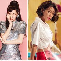 Tiffany Young dan Sooyoung (Foto: Instagram/tiffanyyoungofficial, Instagram/seojuhyun_s, Instagram/sooyoungchoi)