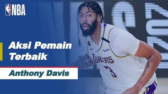 Berita video Anthony Davis mencetak total 37 poin, enam rebound dan tiga assist dalam kemenangan jalan LA Lakers di Windy City melawan Chicago Bulls.