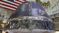 Kapsul Orion milik NASA sudah selesai dirakit, siap untuk kirim manusia kedua ke Bulan? (NASA)