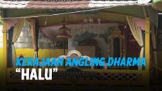 """BUPATI PANDEGLANG SEBUT KERAJAAN ANGLING DHARMA """"HALU"""""""