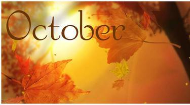 Ternyata Ada 10 Rahasia Di Balik Bulan Oktober Lifestyle Fimela Com
