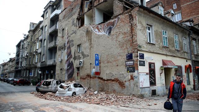 Kbri Kroasia Tak Ada Wni Jadi Korban Gempa Di Zagreb Global Liputan6 Com