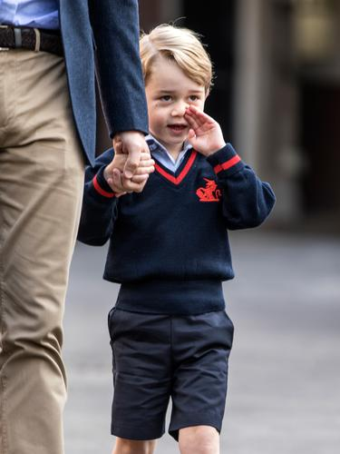 Pangeran George Sekolah
