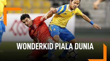 Andri Syahputra, Wonderkid Piala Dunia U-20 Keturunan RI