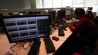 IHSG Menghijau Usai Rapat The Fed, Saham BBRI hingga DMMX Jadi Buruan Investor Asing