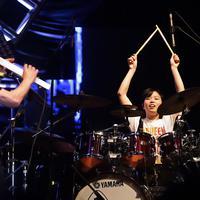 Senri Kawaguchi Java Jazz 2020. (Bambang E Ros/Fimela.com)