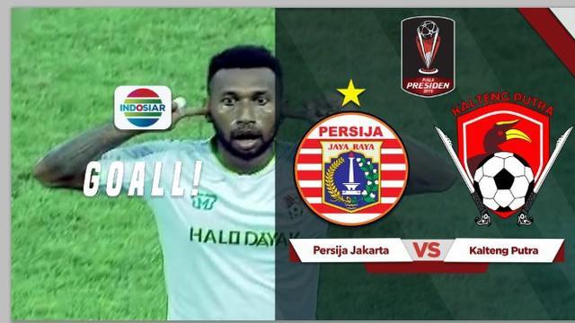 Berita video gol kontroversial yang tercipta saat Persija Jakarta menghadapi Kalteng Putra di babak perempat final Piala Presiden 2019.