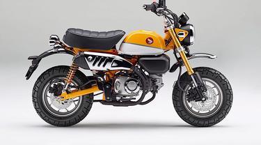 Kembalinya 'Sang Legenda' Honda Monyet 2019