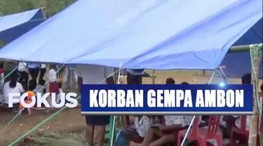 Pemerintah Kabupaten Maluku berjanji akan membangun sekolah yang lebih layak.