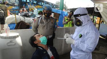 Rapid Test Antigen Acak Diterapkan di Kawasan Puncak Bogor