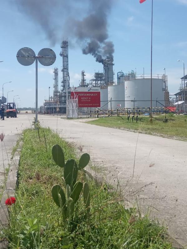 Pertamina EP Percepat Pemulihan Fasilitas CCP Gundih
