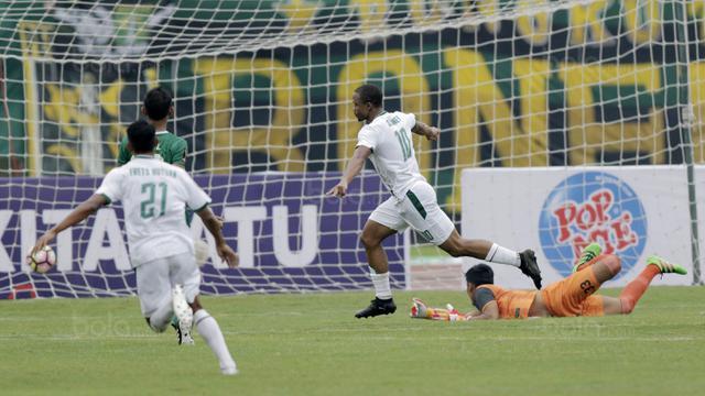 Drama Adu Penalti Psms Singkirkan Persebaya Bola Liputan6 Com