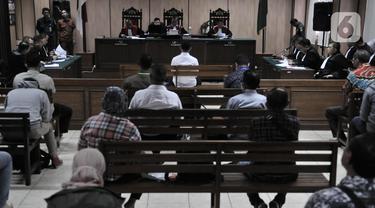Sidang Perdana Kasus Penyerangan Novel Baswedan