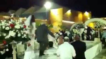 Pernikahan di Ashdod (Israel)