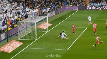 Cristiano Ronaldo menyumbangkan empat gol saat Real Madrid menghadapi Girona dalam lanjutan La Liga pekan ke-29. This video is presented by Ballball.
