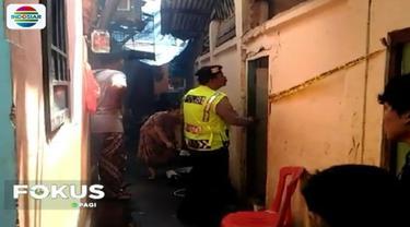 Pihak kepolisian terus mengusut kasus ledakan tabung gas di sebuah WC umum di Jatinegara, Jakarta Timur, Sabtu 28 April 2018 lalu.