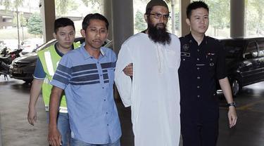 Pria Denmark Jadi Orang Pertama yang Dipenjara di Bawah UU Berita Palsu Malaysia