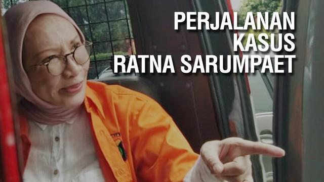 Ratna Sarumpaet resmi diserahkan ke Kejaksaan. Kasus Ratna sebentar lagi akan masuk ke persidangan.