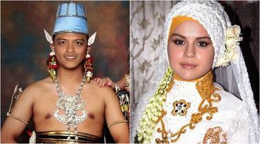 7 Editan Foto Seleb Hollywood Saat Nikahan Ala Indonesia Ini Kocak