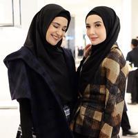 Shireen Sungkar ungkap kondisi kesehatan Zaskia Sungkar yang kini tengah berada di New York. (instagram/shireensungkar)