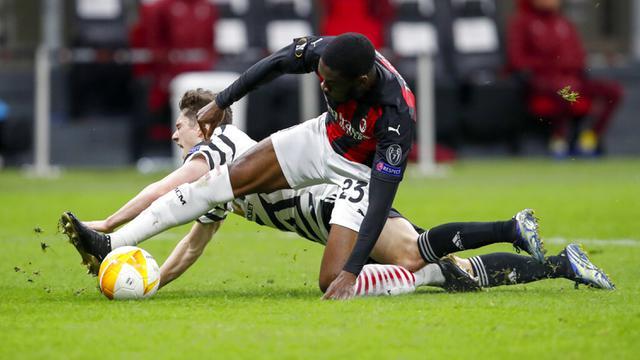 FOTO: Taklukkan AC Milan, MU Melaju ke Babak Perempat Final Liga Europa