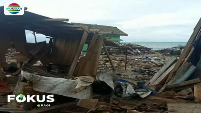 Di Rumah Sakit Berkah, Pandeglang, sebanyak 238 jenazah korban tsunami telah diidentifikasi. Namun, 21 jenazah lainnya yang sebagian besar anak-anak belum bisa diidentifikasi.