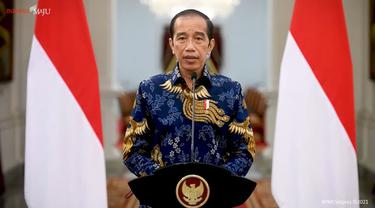 Presiden Jokowi soal PPKM Darurat. (Youtube Sekretariat Presiden)