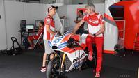 Bos Ducati, Gigi Dall'Igna, menyatakan pelarangan winglet pada MotoGP 2017 berimbas lebih besar daripada yang mereka perkirakan. (GPOne)