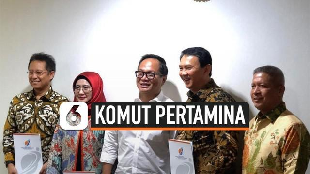 Rapat Umum Pemegang Saham Luar Biasa (RUPSLB) Kementerian Badan Usaha Milik Negara (BUMN) telah menetapkan dan mengangkat 1 direksi dan 3 komisaris baru PT Pertamina (Persero).