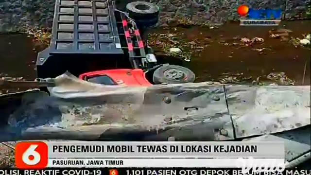 Kejadian kecelakaan berawal dari sebuah sedan yang dikemudikan oleh Ahmad Witono, seorang anggota TNI berpangkat Sertu, tiba-tiba oleng, kemudian masuk jalur berlawananan, dan dari depan muncul truk dan motor .