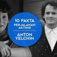 Anton Yelchin (Desain by Muhammad Iqbal Nurfajri/Bintang.com)