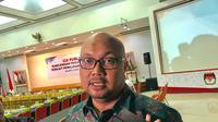 Komisioner KPU Ilham Saputra. (Liputan6.com/Yunizafira Putri Arifin Widjaja)