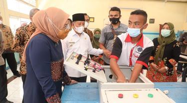 Menaker Ida Dorong Transformasi BLK untuk Perkuat Pelatihan Vokasi