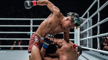 Adrian 'Papua Badboy' (One Championship)
