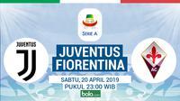 Serie A - Juventus Vs Fiorentina (Bola.com/Adreanus Titus)