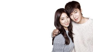 Park Shin Hye dan Lee Min Ho