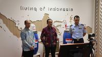 KBRI Singapura memfasilitasi bantuan dari Temasek Holdings untuk wilayah Kepri, Jambi dan sekitarnya. (Dok: KBRI Singapura)