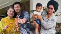 6 Potret Masa Kecil Raffi Ahmad, Bikin Pangling (Sumber: Instagram/raffinagita1717)