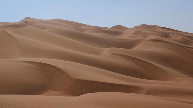 Ilustrasi gurun