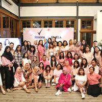Jangan takut untuk melangkah maju dan meraih mimpi menjadi pembahasan menarik di Rexona x Fimela yang diadakan di Bali. (Adrian Putra/Fimela.com)
