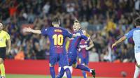 Barcelona menundukkan Malaga dengan skor 2-0 pada laga pekan kesembilan La Liga. (doc. Barcelona FC)