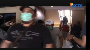 OTT di PN Bengkulu diduga terkait suap untuk meringankan vonis mantan Kadis DPPKAD Kota Bengkulu, Wilson.