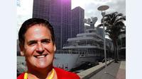 Yacht pada miliarder teknologi cukup terkenal di dunia, seperti milik Larry Ellison, Mark Cuban, dan Paul Allen.