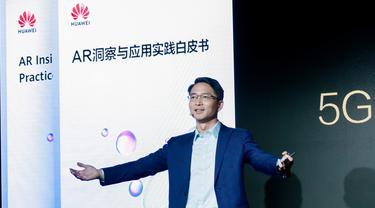 Bob Cai, Huawei Carrier BG Chief Marketing Officer