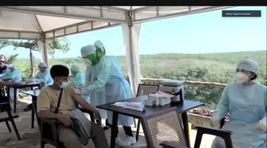 Tren Vaksinasi Covid-19 di Destinasi Wisata Meningkat, Siapa Mau Menyusul?