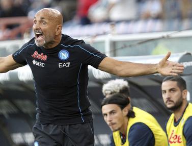 Foto: 5 Pelatih di Eropa yang Tampil Menjanjikan di Awal Musim 2021 / 2022 dengan Klub Barunya, Luciano Spalletti Masih Sempurna