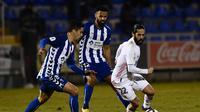 Real Madrid disingkirkan klub divisi 3 Alyocano di Copa del Rey (AP)