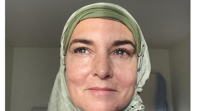 Sinead O'Connor Jadi Mualaf (Twitter/ MagdaDavitt77)