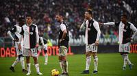 Juventus di Serie A 2019-2020. (AFP/Marco Bertorello)