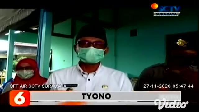 Jelang pencoblosan Pemilihan Kepala Daerah (Pilkada) serentak 9 Desember mendatang, Bupati Ngawi Budi Sulistyono melakukan inspeksi mendadak atau pengecekan ke gudang logistik KPU Ngawi.